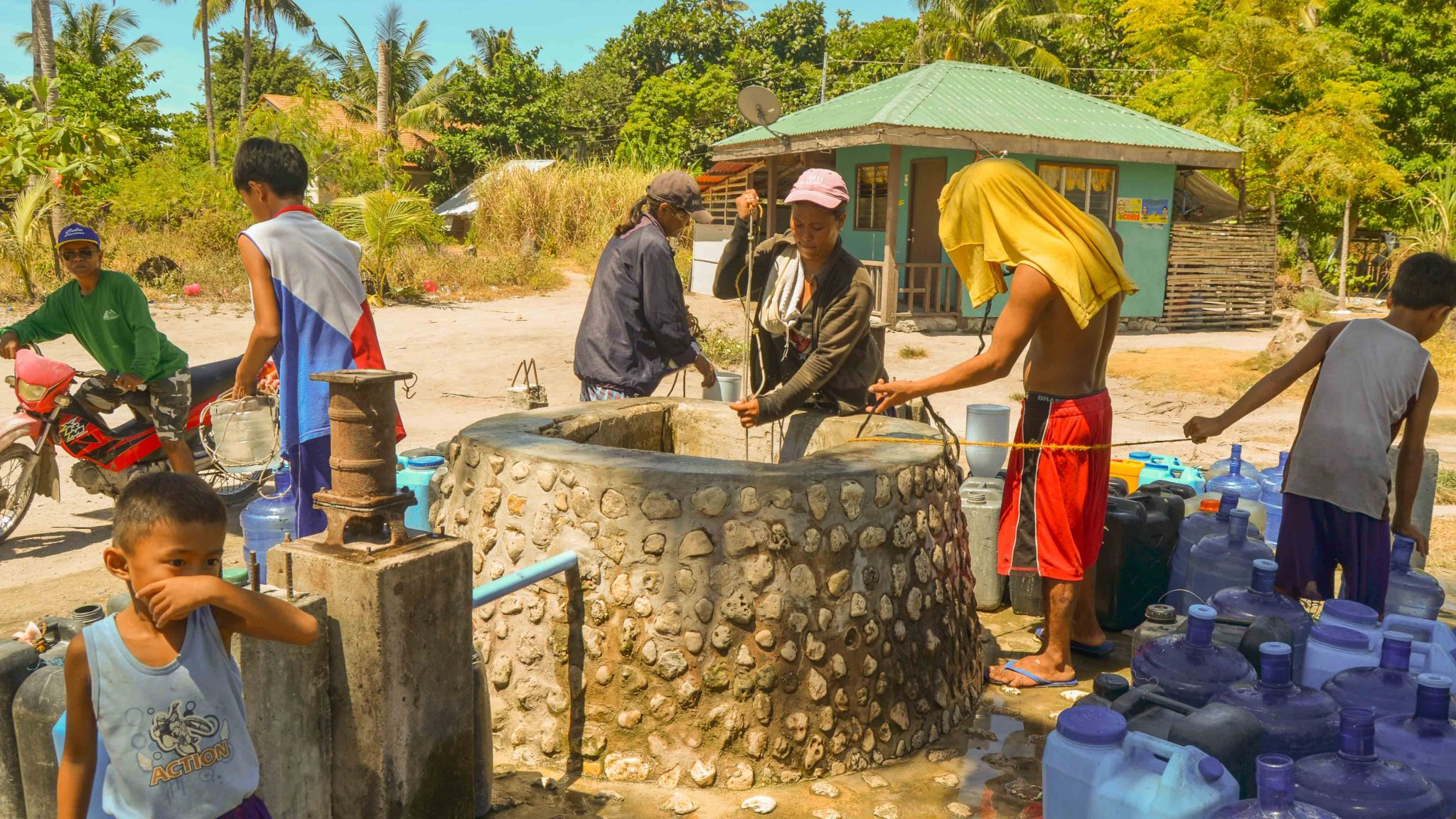 drinking water well-4